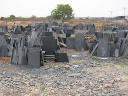 Cuddapah Black Stock Limestone