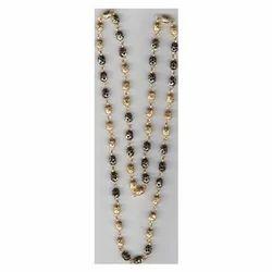 Golden Beads Mala