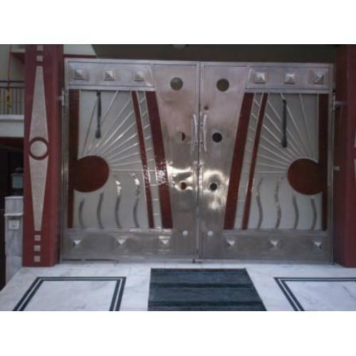 Modern Design Gate, Gate, Grilles, Fences & Railings