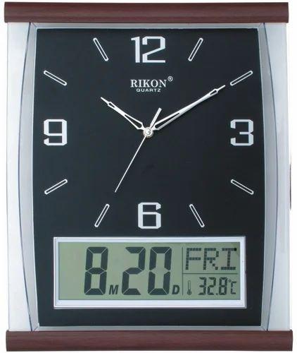 7851f1624 Rikon Quartz Clock Collection - Digital Wall Clock Manufacturer from ...