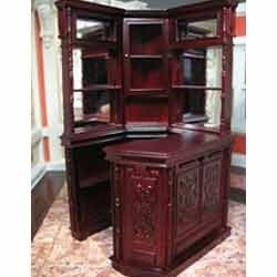 Corner Bar Design Furniture, Bar Furniture | Shiv Colony, Jaipur ...