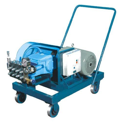High Pressure Reciprocating Pump - Triplex Plunger Pump Exporter