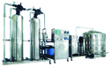 Semi-automatic Stainless Steel Mineral Water Bottling Plant