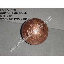 Copper Foil Ball