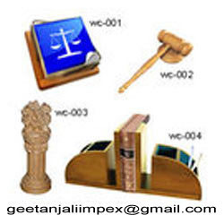 Wooden Items for Lawyers