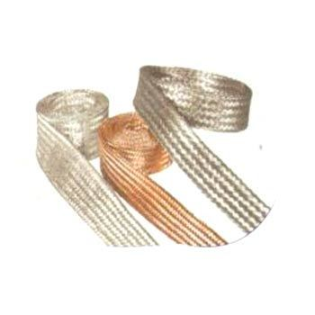 Braided Copper Tapes, Flat Rolled