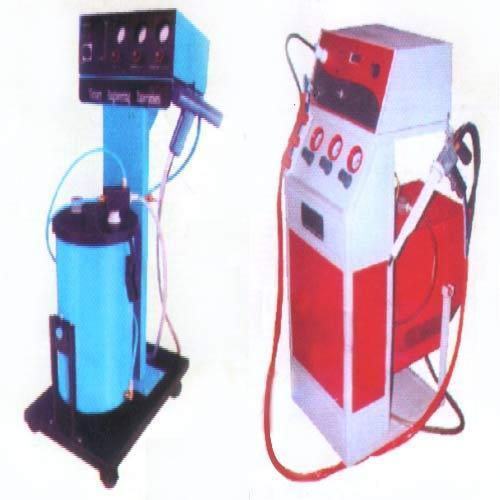 Powder Spray Gun Surface Coating Amp Paint Equipment