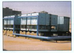 Induced Draft Draught FRP Counter Flow Cooling Towers