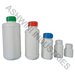 Triangular Pesticide Bottles