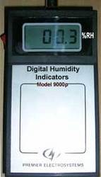 Portable Digital Relative Humidity Meter