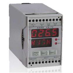 VX-72 Digital Indicator Controller DIN Rail Mount