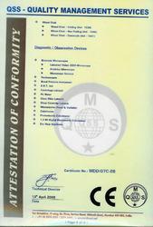 Certificates - 4