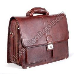 Designer Leather Executive Bags