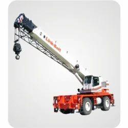 Telescopic Mobile Crane Hiring Service