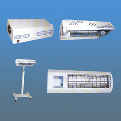 UV Sterilizers And Room Thermo Unit