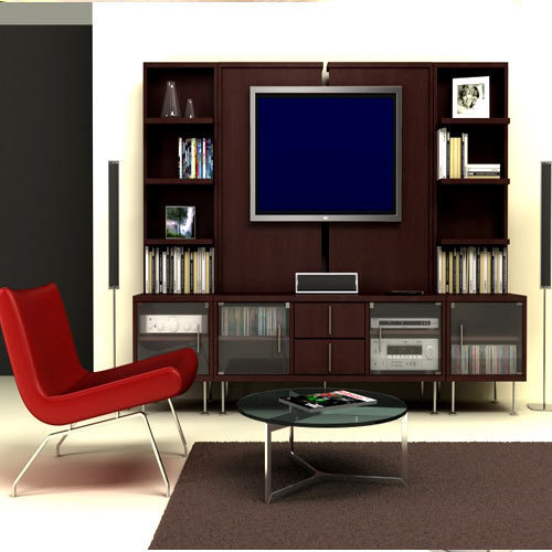 Lcd Tv Units Modular Lcd Tv Cabinet Manufacturer From