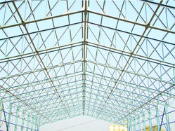 Channel and Angle Trusses Services