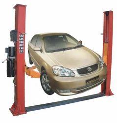 Car Two Post Hoist Lift