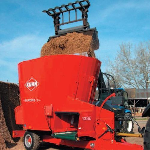 Mixer Feeder Wagons, Machines & Equipments | Electrical