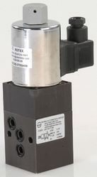 3 way Internal Pilot Operated Sub Base Solenoid Valve