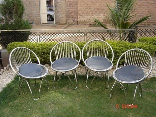 stainless steel garden furniture
