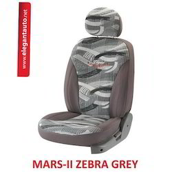 Mars Zebra Design Car Seat Covers