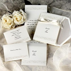 Sample Of Marriage Invitation Card