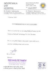 Indorewala ENT Hospital