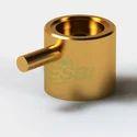 Brass Glassy Handle