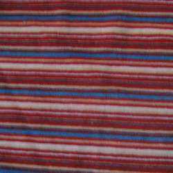 Yarn Dyed Knitted Velvet Stripe Fabric