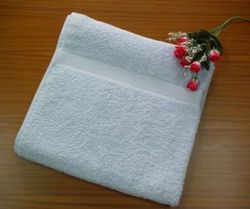 Cotton Plain Terry Napkins, For Towel