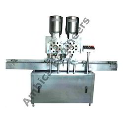 High Speed Powder Filling Machine