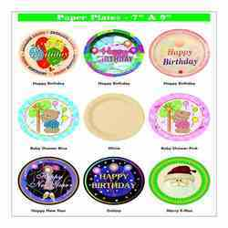 Paper Plate - कागज की प्लेट, Manufacturers & Suppliers in ...