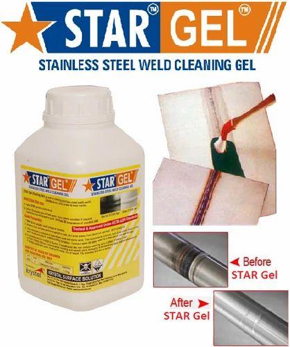 Star Stainless Steel Pickling Paste Gel