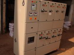 Single Phase Power Factor Control Panel, IP Rating: IP54