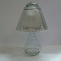 Clear And Decorative Table Lamp