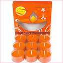 Fragrance Candle Tangerine