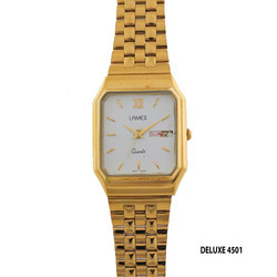 Men's Deluxe Square Dial Watch