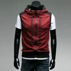 Men''s Hooded Vest