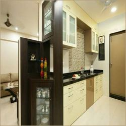 Flats Interior Designing Service Provider from Pune. Kitchen Design For Flats. Home Design Ideas