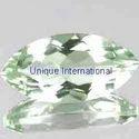 Green Amethyst Marquise Cut Gemstone