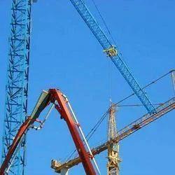 Structural Erection Crane Rental Services