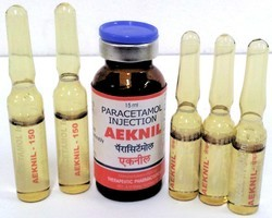 Paracetamol Injection Aeknil