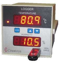Humidity And Temperature Logger