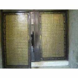 Decorative Modern Brass Doors