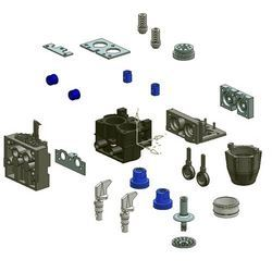 3d Solid & Surface Modeling Design Services