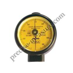 Dial Type Rubber Hardness Tester