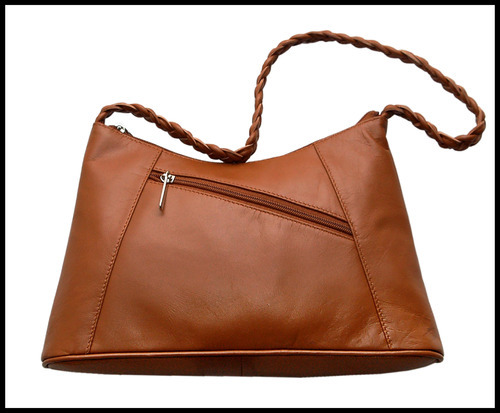 b230be070e39 Leather Fashion Bag - Leather Hand Bags Exporter from Kolkata