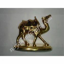 Brass N.C Camel