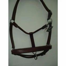 Black Halter Leather Adjustable, Packets